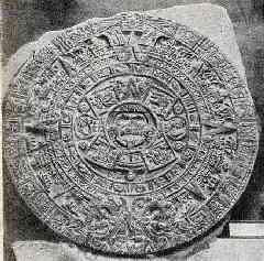 K čemu Sloužil Stonehenge Sluneční kámen Aztéků (Piedra del Sol, Aztek Sun Stone) a ...